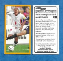 England Alan Shearer Newcastle United 5 (TBWH)